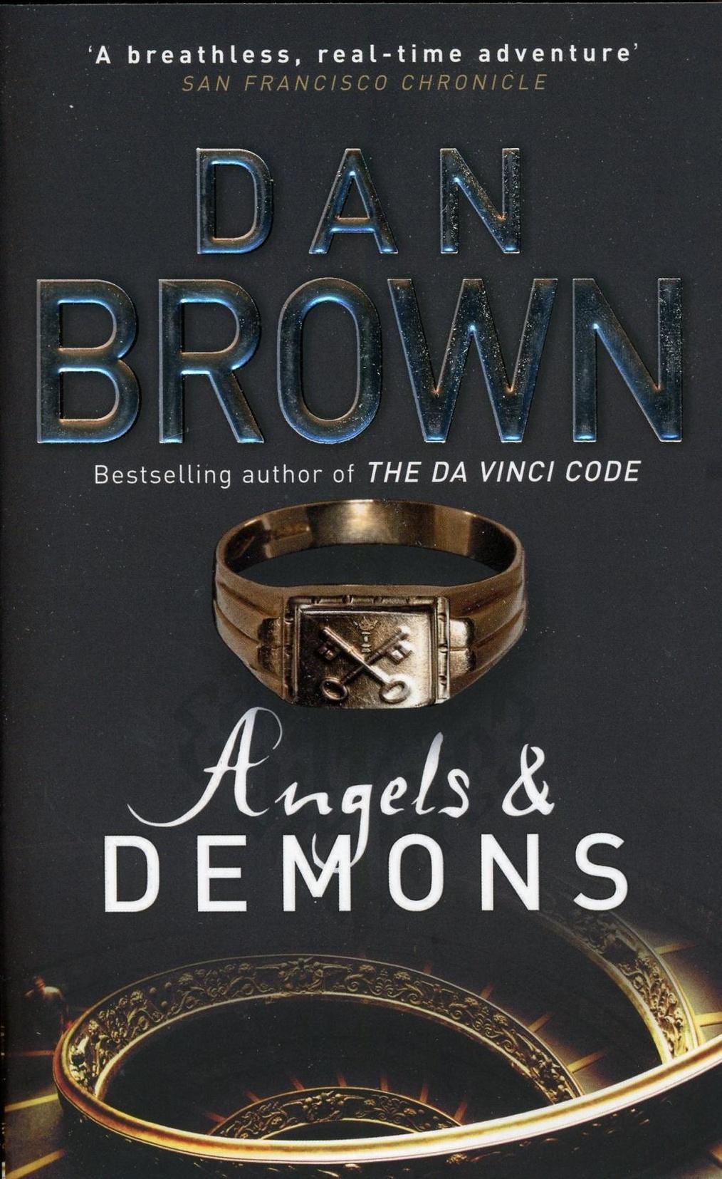 Angels & Demons Buch von Dan Brown versandkostenfrei bei Weltbild.de