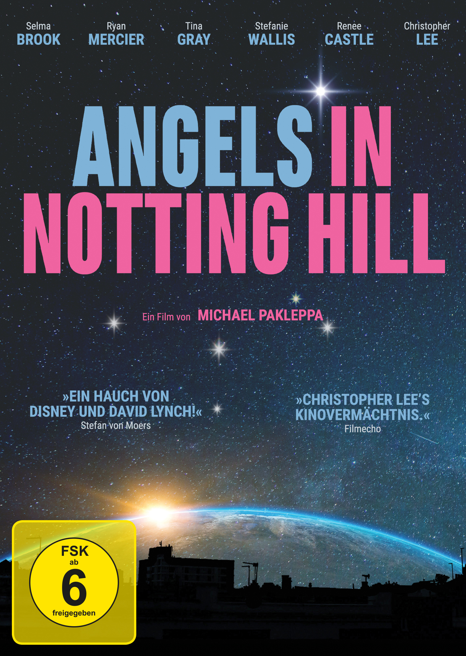 Image of Angels in Notting Hill
