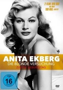 Image of Anita Ekberg-Die blonde Versuchung