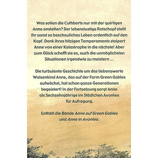 Anne von green gables buch