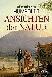 Ansichten der Natur. Alexander von Humboldt, - Buch - Alexander von Humboldt,