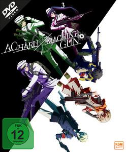 Image of Aoharu X Machinegun, Vol. 3