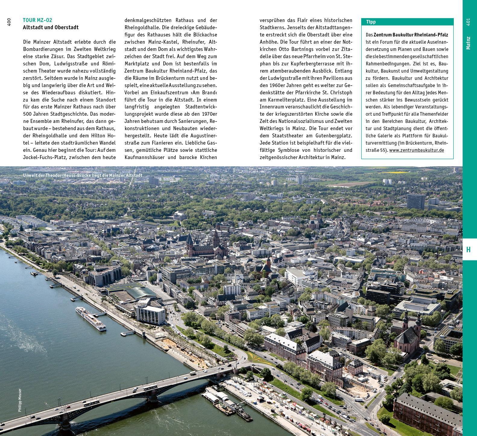 Architekturführer Metropolregion Frankfurt Rhein Main