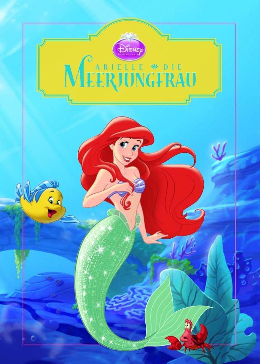 Arielle Die Meerjungfrau Englisch
