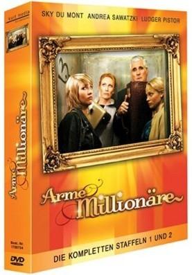 Image of Arme Millionäre - Die kompletten Staffeln 1 und 2