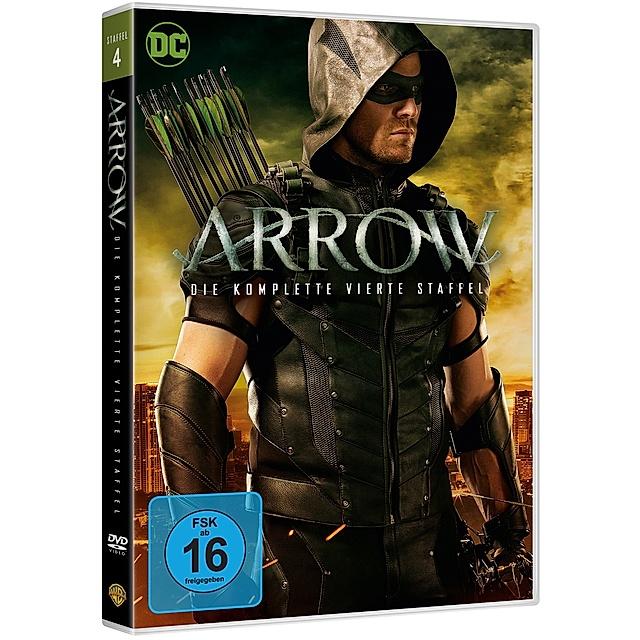 The Arrow Staffel 4