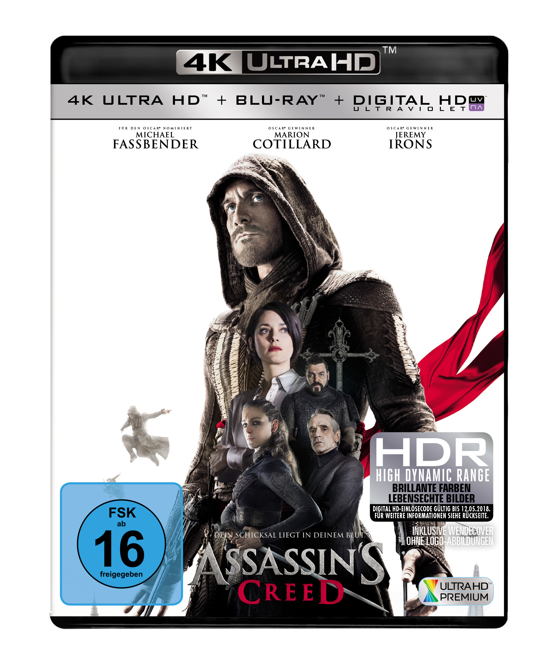 Image of Assassin's Creed (4K Ultra-HD)