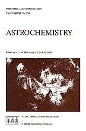 Astrochemistry.  - Buch