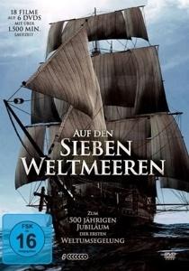Image of Auf den sieben Weltmeeren DVD-Box