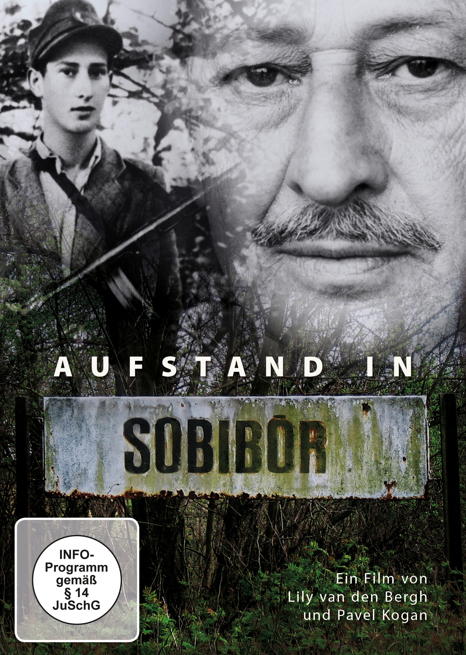 Image of Aufstand in Sobibor, DVD