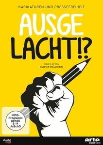 Image of Ausgelacht!? - Karikaturen und Pressefreiheit