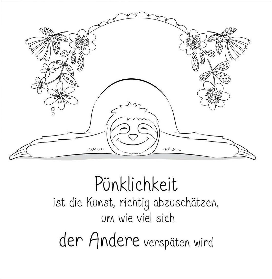Ausmalbuch Faultier Buch Jetzt Bei Weltbild De Online Bestellen