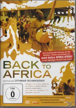 Image of Back to Africa