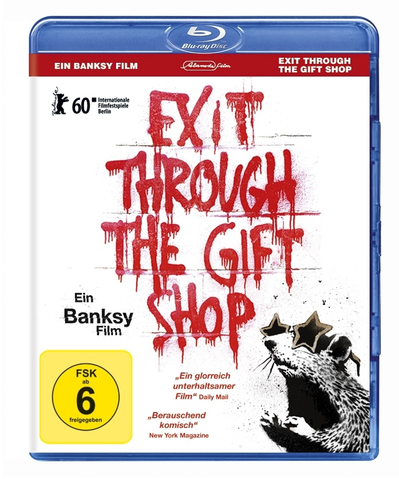 Image of Banksy - Exit through the Gift Shop