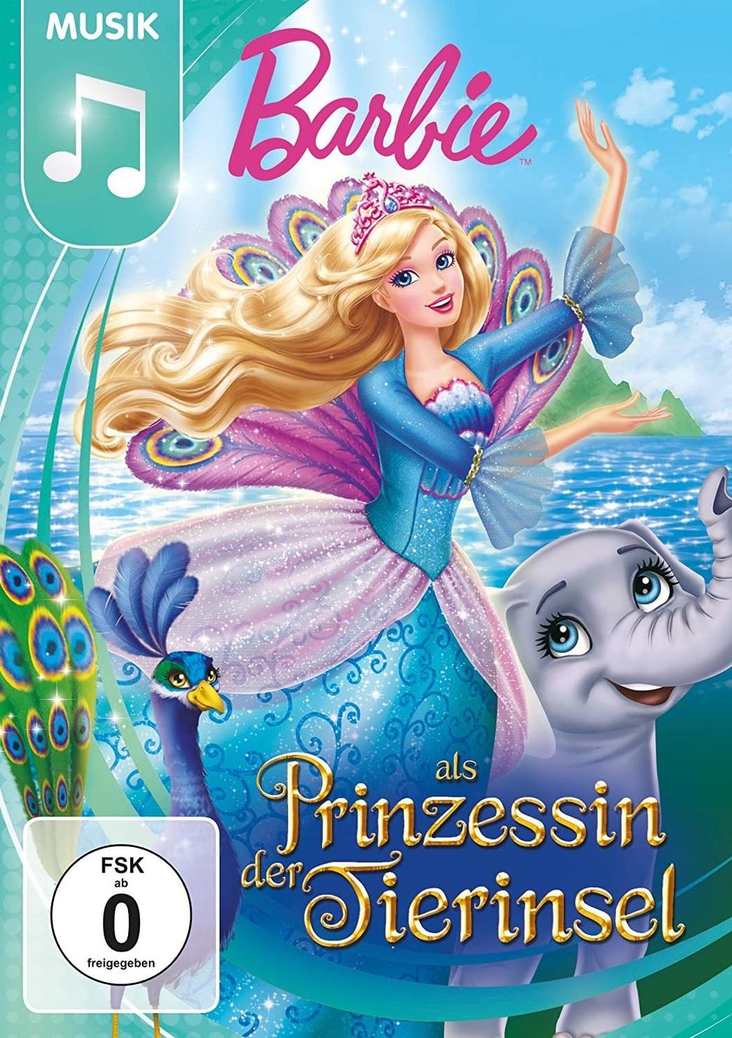 Barbie Als Prinzessin Der Tierinsel Dvd Bei Weltbild De Bestellen