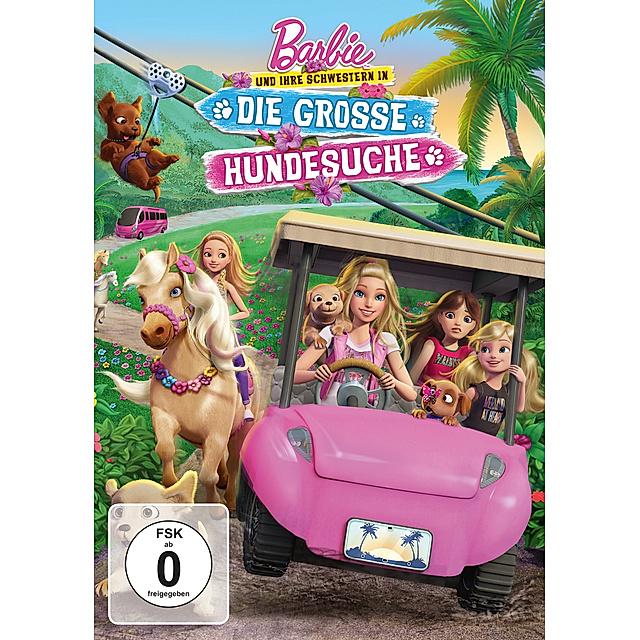 Barbie Und Ihre Schwestern In Die Grosse Hundesuche Film Weltbild At