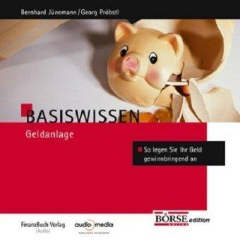 Image of Basiswissen Geldanlage, 2 Audio-CDs