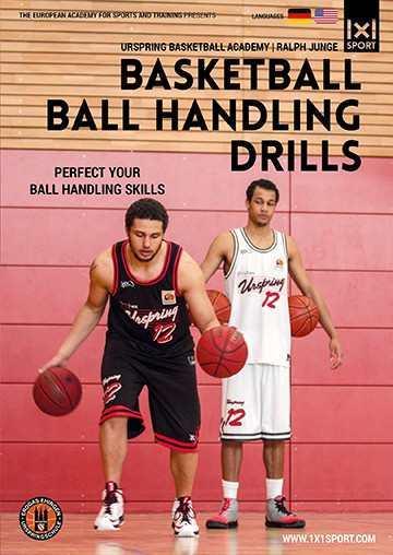 Image of Basketball Ball-Handling Drills