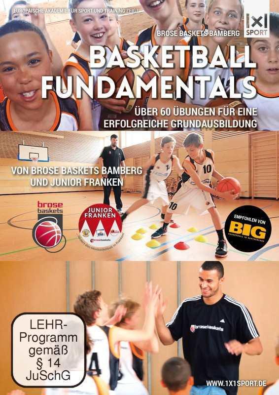 Image of Basketball Fundamentals - Die Wichtigsten Übungen