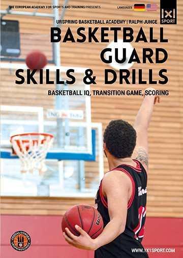 Image of Basketball Guard Skills & Drills