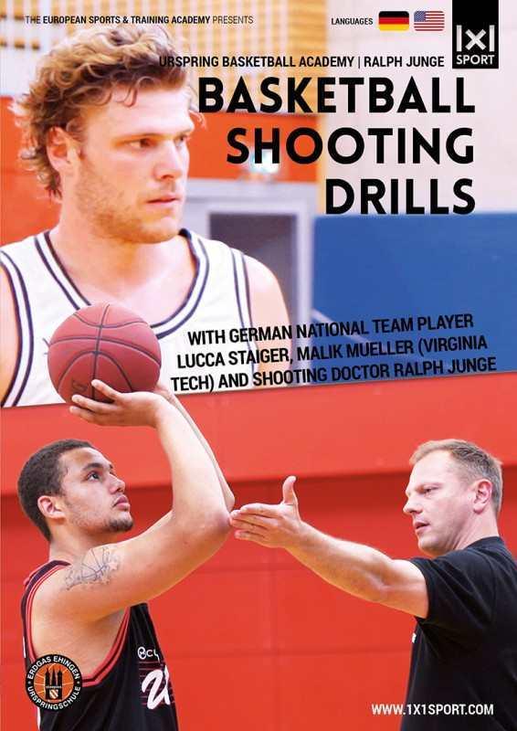 Image of Basketball Shooting Drills