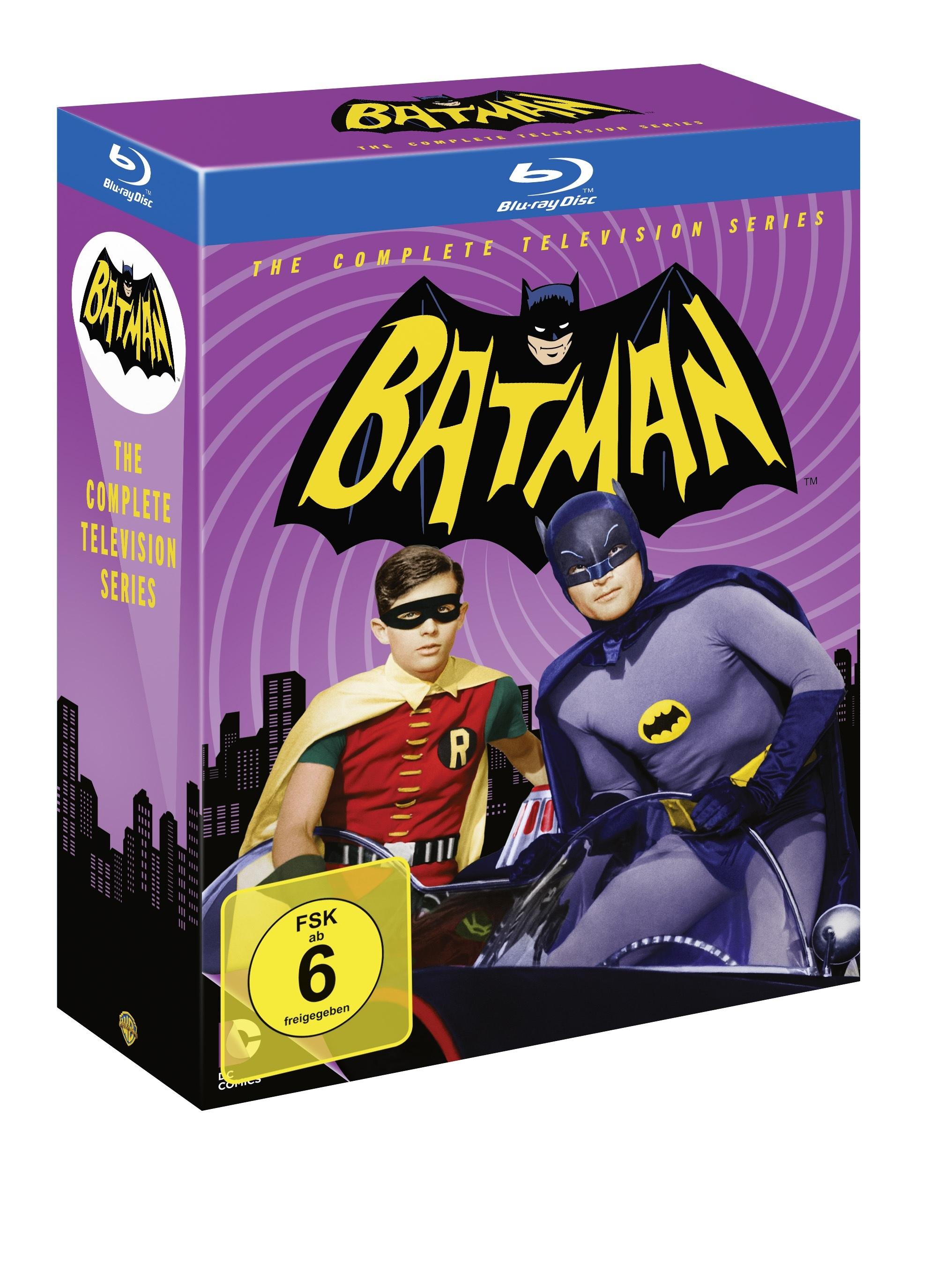 Image of Batman - Die komplette Serie