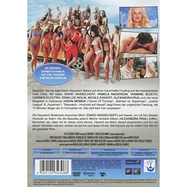 Baywatch Hochzeit Auf Hawaii Dvd Bei Weltbild De Bestellen