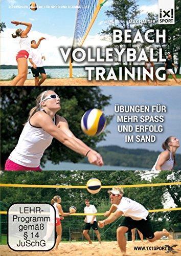 Image of Beachvolleyball-Training Übungen für mehr Spaß und Erfolg im Sand