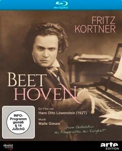 Image of Beethoven (1927) (Blu-ray)