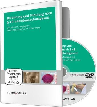 Image of Belehrung und Schulung nach § 43 Infektionsschutzgesetz