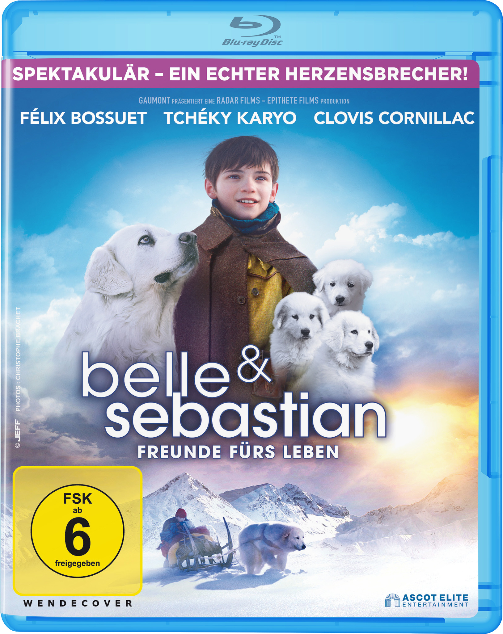 Image of Belle & Sebastian - Freunde fürs Leben