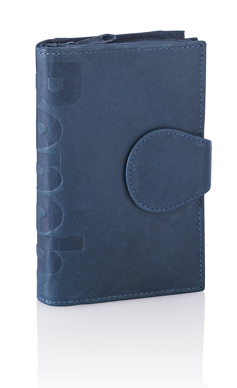 Bench Damen Geldbörse, jeansblau