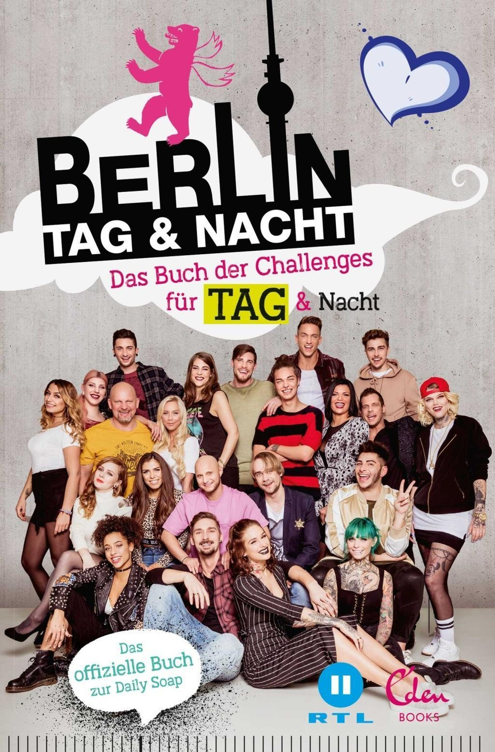 Tag und nachts berlin Before you