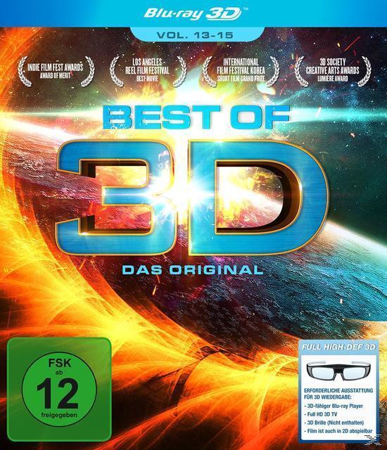 Image of Best of 3D - Das Original - Vol. 13-15