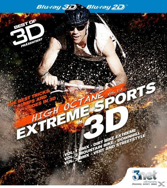 Image of Best of 3D High Octane - Extreme Biking 3D