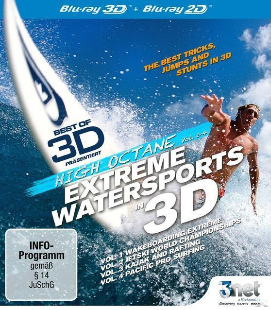 Image of Best of 3D - High Octane: Water Sports