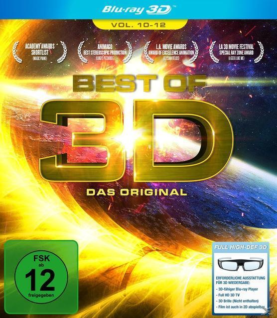 Image of Best of 3D – Vol. 10-12