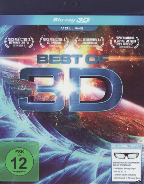 Image of Best of 3D Vol. 4-6