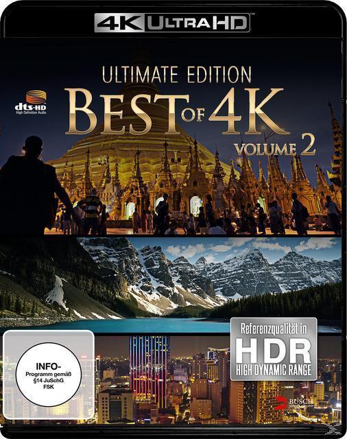 Image of Best of 4K, Vol. 2 (4K Ultra HD)