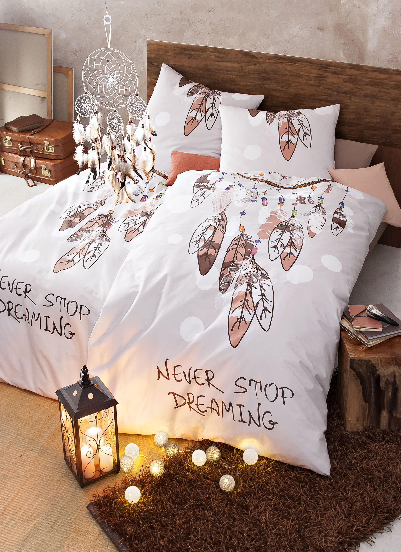 Neu Disney Bambi Einzeln Bettdecke Bettbezug Set Mädchen Weihnachten Weiß