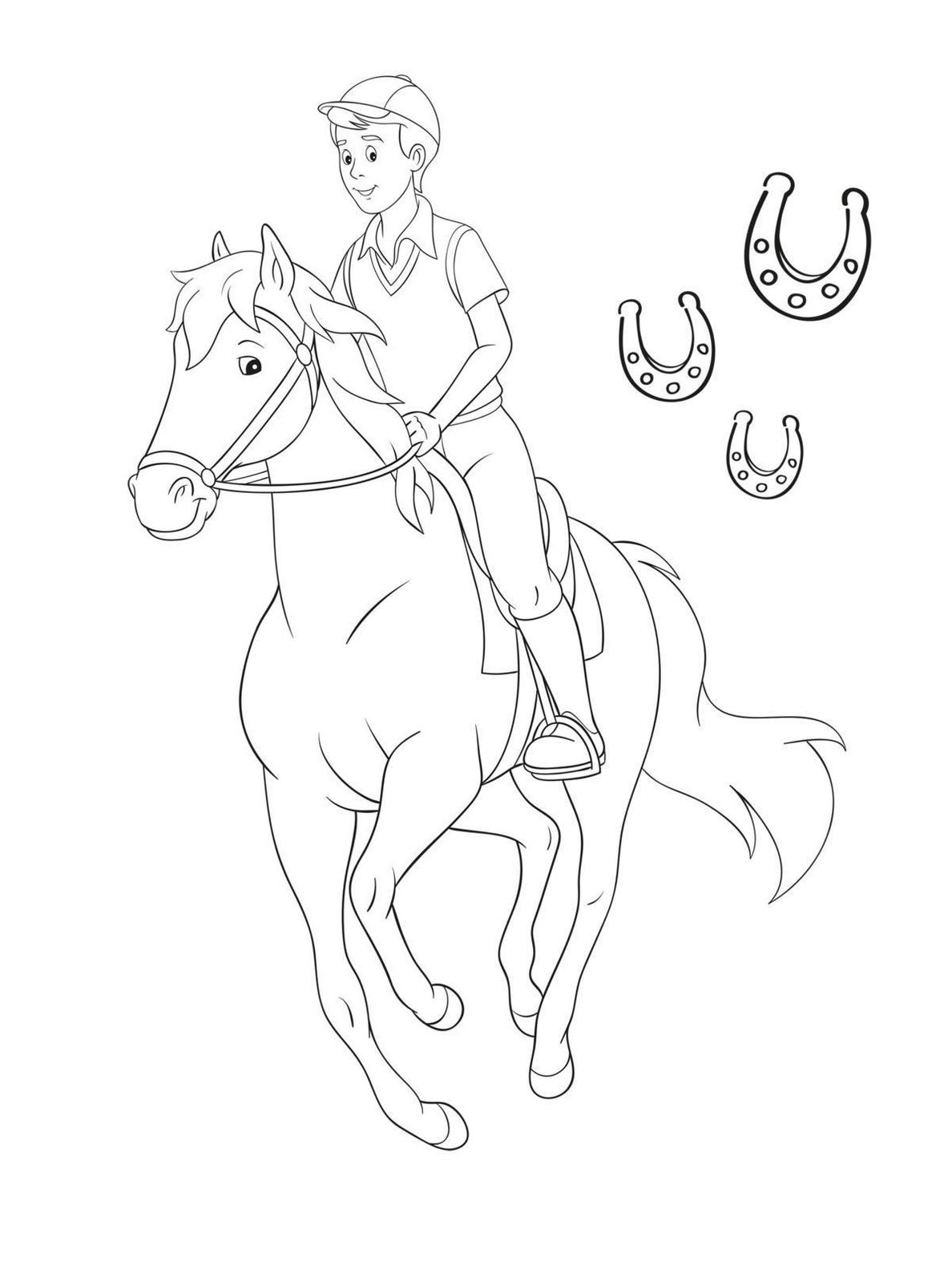 Bibi & Tina: Pferdestarker Ausmalspaß Buch jetzt online bei