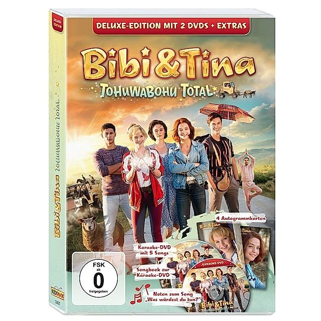 Bibi & Tina Tohuwabohu Total Dvd