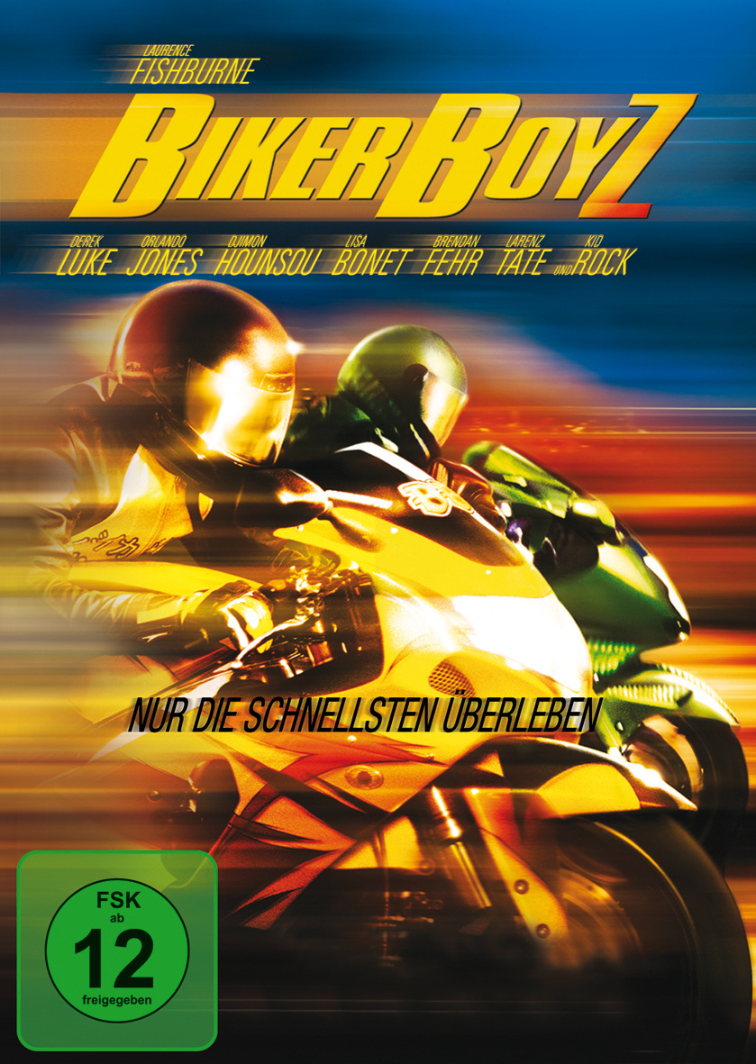 Image of Biker Boyz