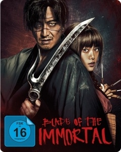 Image of Blade of the Immortal Steelbook