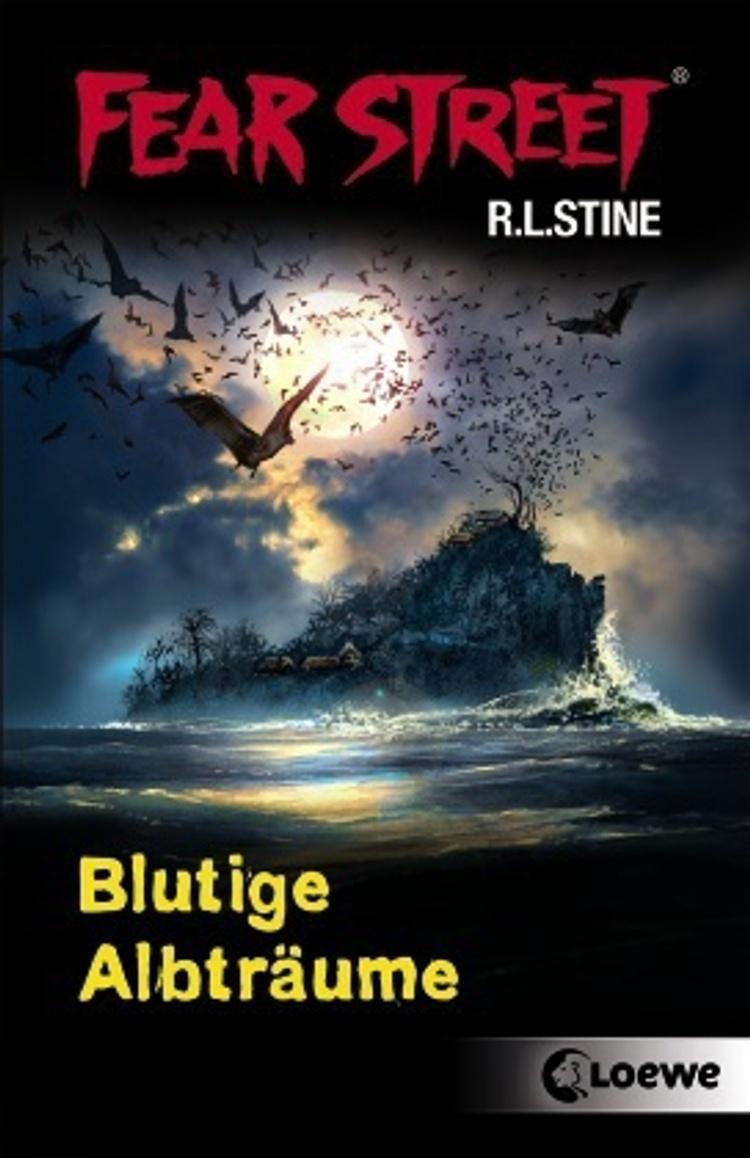 Blutige Albtraume Fear Street Bd 55 Buch Bestellen Weltbild Ch