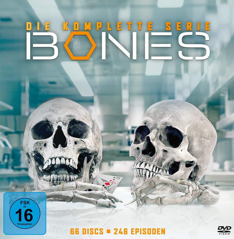 Image of Bones - Die komplette Serie