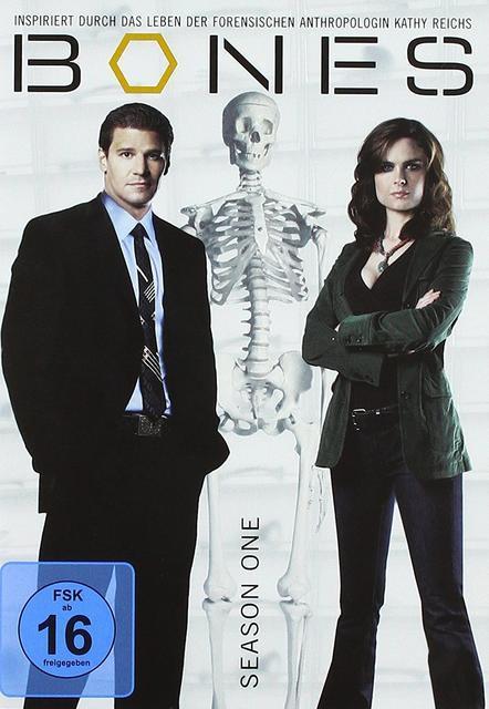 Image of Bones - Season One
