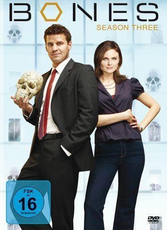 Image of Bones - Season Three