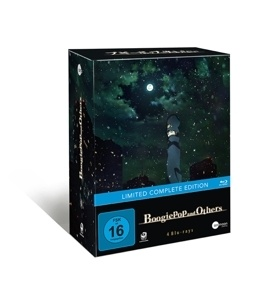 Image of Boogiepop and Others-Komplettbox (Blu-ray)