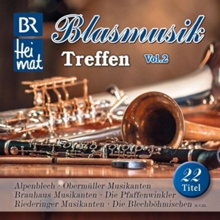 Br Heimat Blasmusik Treffen Vol 2 Von Br Heimat Diverse Interpreten Weltbild Ch